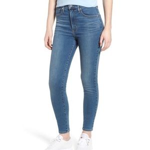 Levi mike high super skinny jeans